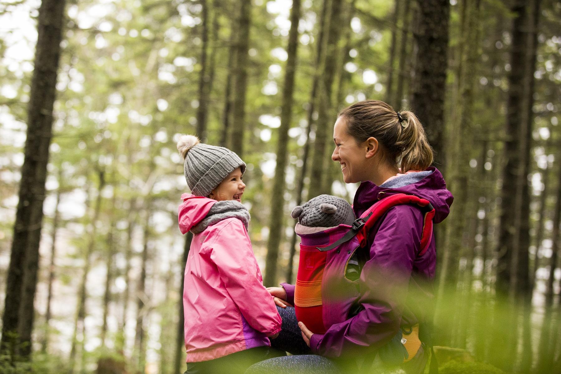 Atelier Ti-Mousse Journée des parcs nationaux - Mont-Orford